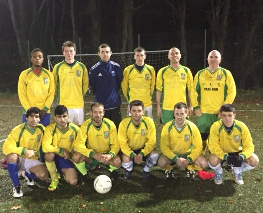 Team Photos 2014 League Week Beginning 17th November